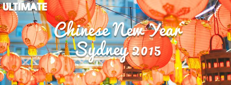 Chinese New Year in Sydney 2015