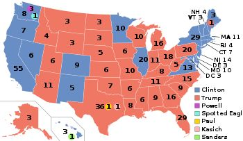Electoral College (United States) - Wikipedia