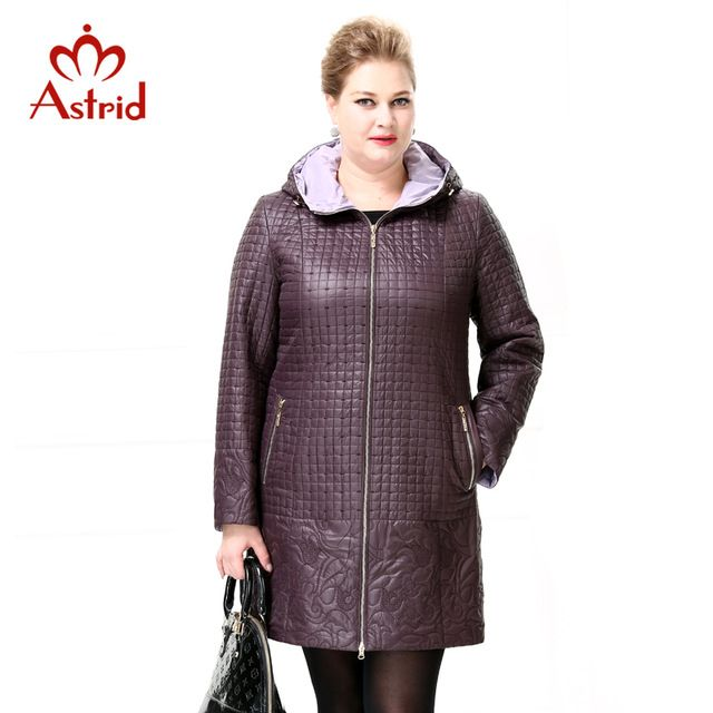 Astrid The New Female Thick Winter Parka High Quality Brand Fashion Casual Jacket Winter Jackets 2014 Women Dress AM-1569 US $60.48 To Buy Or See Another Product Click On This Link  http://goo.gl/yekAoR