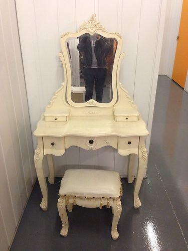 Vintage Dressing Table Set | eBay