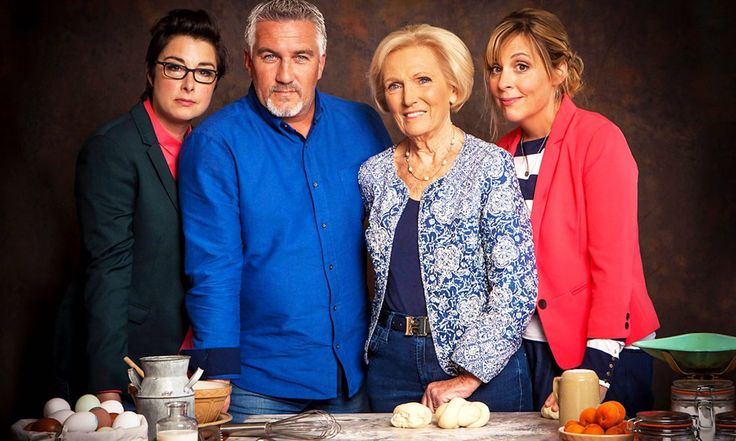 If you haven't binge-watched all three seasons of The Great British Baking Show, then you have some work to do this weekend. As far as reality coo...