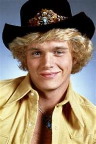 My 80's eye candy. Boy I loved him back in the day.