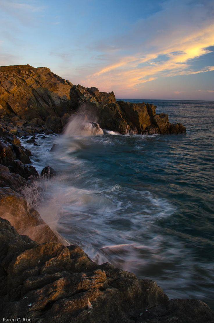 Pacific Coast Highway, Pt. Mugu rock, California Copyright: Karen Abel