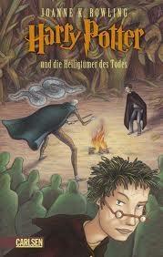 Harry Potter und die Heiligtümer des Todes von J. K. Rowling, BookLikes.com #books