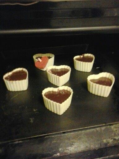 Mmm...esplosione di cuoricini... anke deliziosa a san valentino..