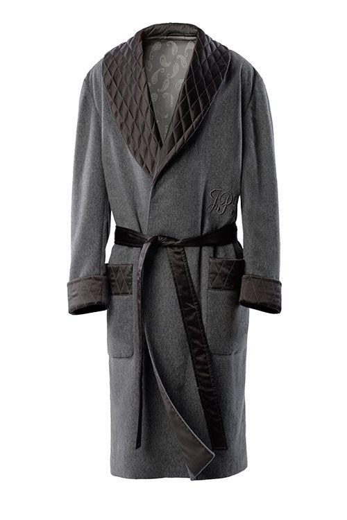 Nothing like a plush bathrobe....Scabal's