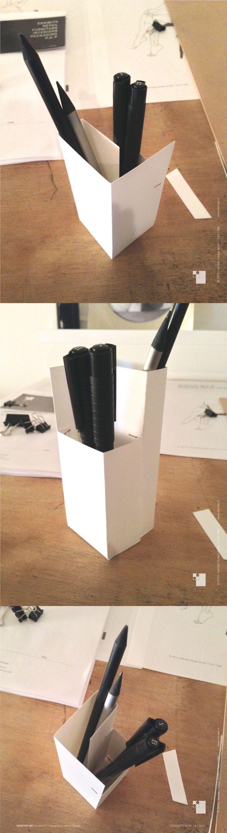 #Prototype #Models #Furnitures #Design #Desktop set #itemlab