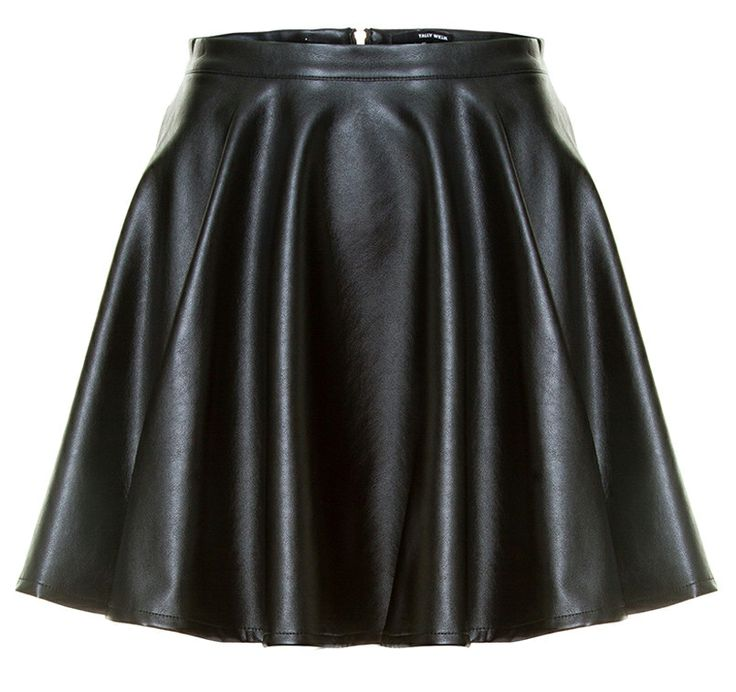 #fashion #clothe #musthave #TALLYWEiJL - A #black #leather like #skater #skirt!  http://www.tally-weijl.de/p/shorts-skirts/schwarzer-rock-in-leder-optik/jcpujeak-blk001?categoryId=17062