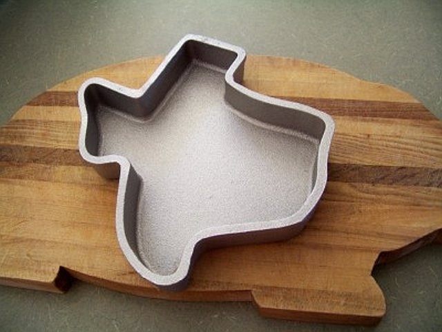 A must for every Texan...Cast Aluminum, Texas Shape, Grooms Cake, Texas Cake, Texas Stuff, Groom Cake, Shape Cake, Cake Pans, Native Texans