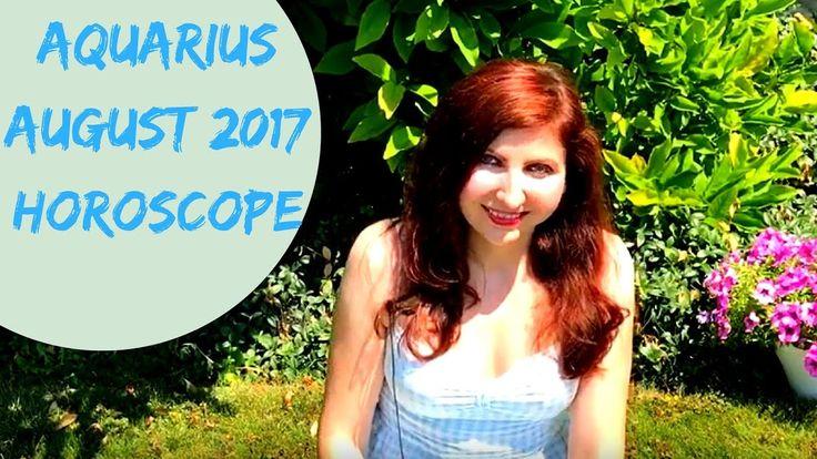 Aquarius August 2017