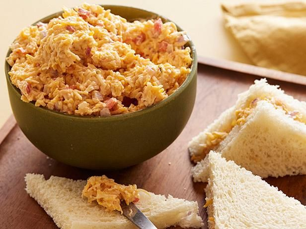 Get Sunny Anderson's Easy Pimento Cheese Recipe from Food Network