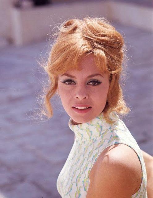 Michèle Mercier, Stemology user Kseniia Diakiv's choice for an iconic beauty. | beauty icon | celebrity beauty | classic beauty