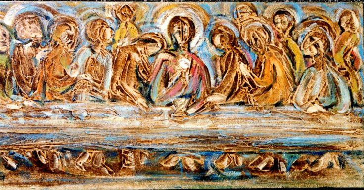 10 Best Images About Last Supper Inspiration On Pinterest