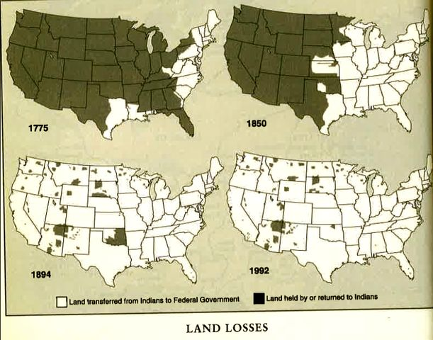 Bundys Militia Isnt Defending Liberty Theyre Occupying Sacred - Map of us indian reservations