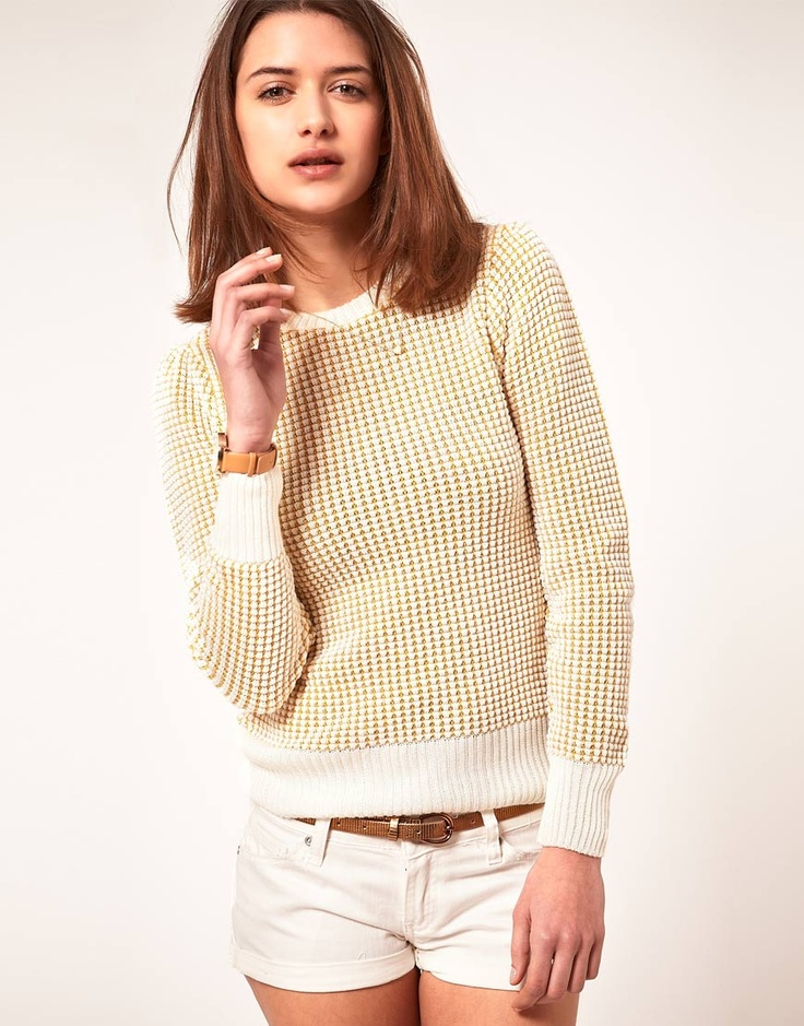 metallic jumper