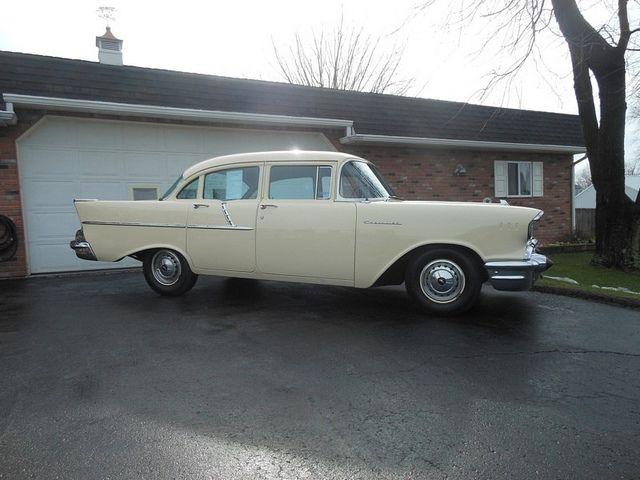 1957 chevrolet 150 four door sedan chevy runs deep for 1957 chevy 4 door