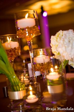 indian wedding reception decor lighting floral www.amouraffairs.in #AmourAffairs #birdal #bride #lehenga #indian #marriage #wedding #desistyle