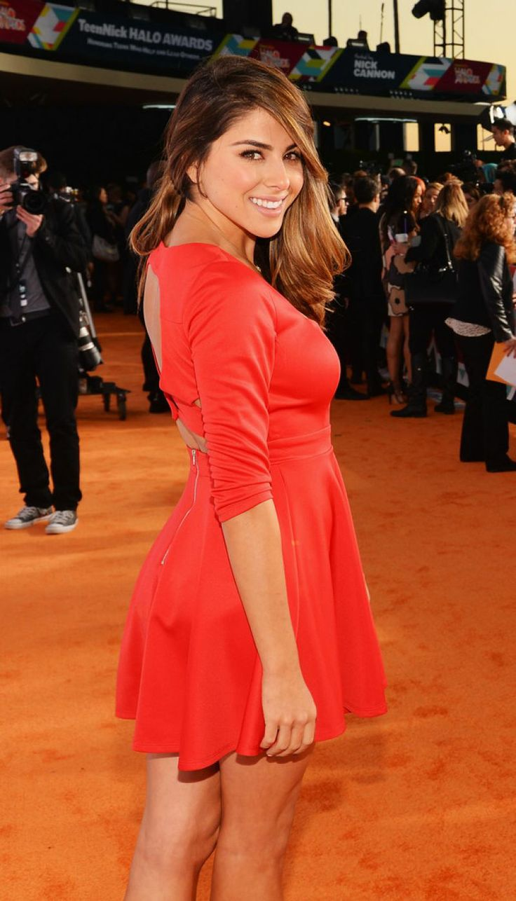 1/3Name: Daniella Monet From: Victorious, Awesomeness TV, A Fairly Odd Movie <3