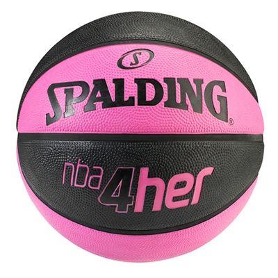 Balón Spalding NBA 4her Solid.