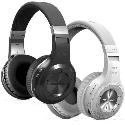 Best Bass Bluedio Turbine Hurricane HT Wireless 4.1 Bluetooth headphones headset #Bluedio