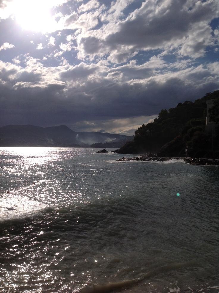 Zoagli,Liguria,Italy