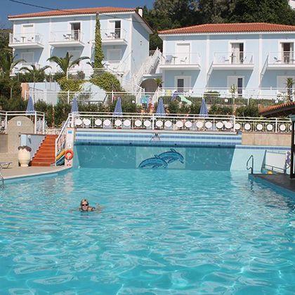 Pelagos Bay Hotel : Scala Kefalonia
