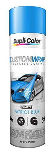 Best price on Dupli-Color CWRC400 Custom Wrap Removable Coating - 14 fl. oz. See details here: http://autoloving.com/product/dupli-color-cwrc400-custom-wrap-removable-coating-14-fl-oz/ Truly the best deal for the brand new Dupli-Color CWRC400 Custom Wrap Removable Coating - 14 fl. oz.! Have a look at this budget item, read buyers' comments on Dupli-Color CWRC400 Custom Wrap Removable Coating - 14 fl. oz., and get it online without missing a beat! Check the price and Customers' Reviews…