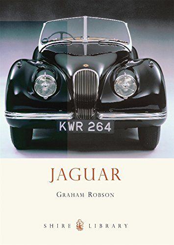 Jaguar (Shire Library)  Jaguar