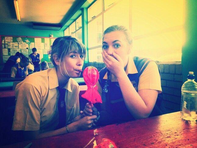 Bigest lollipop ever!!