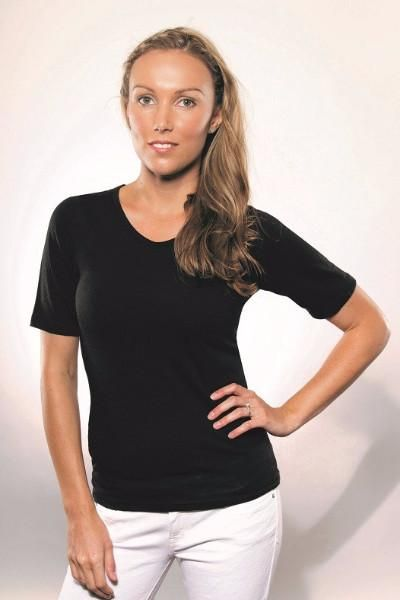 Merino Short Sleeve Shirt T Shirt Vest - Smart Merino  - From Merino With Love - 100% Merino Wool Made In New Zealand - https://www.smartmerino.co.nz/collections/womens