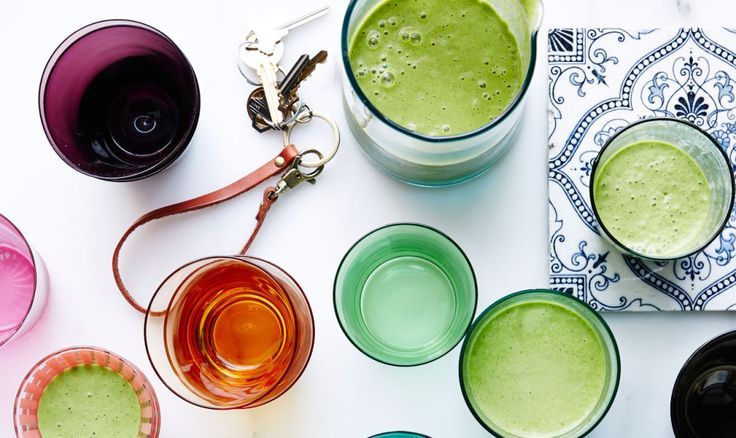 The Greenest Smoothie Recipe