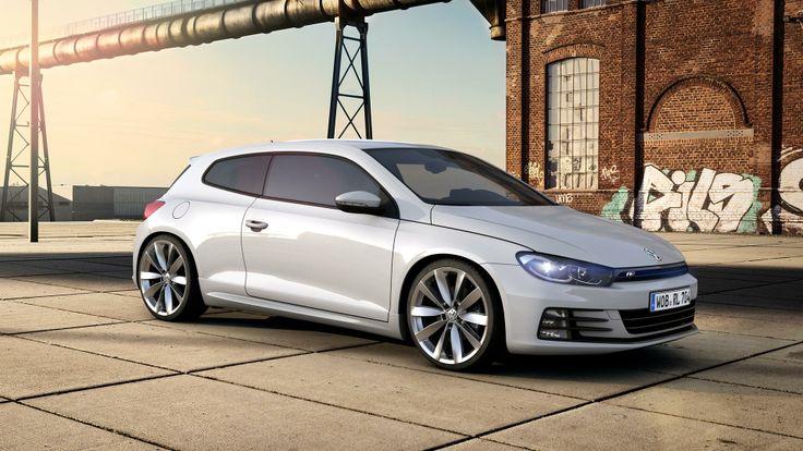 Volkswagen Scirocco R 2014    face lift