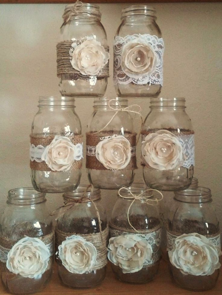 17 Best ideas about Shabby Chic Centerpieces on Pinterest Shabby