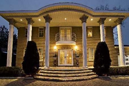 VAUGHAN (ON) This stunning European Style Mansion is located in Prime Thornhill Location. Beautiful landscaping and mature cedar trees surround the area. Going for $1,755,000.00. http://www.century21.ca/Property/100864233