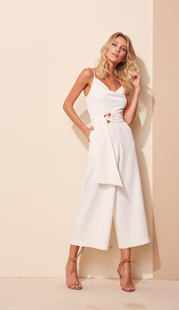 MACACÃO PANTACOURT COM CINTO - MC18538-99 | Skazi, Moda feminina, roupa casual, vestidos, saias, mulher moderna
