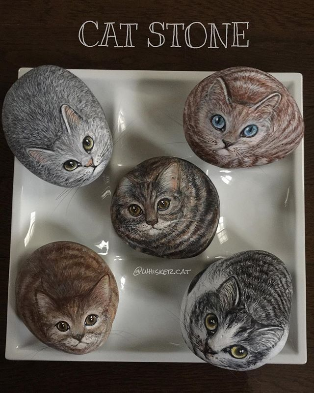 Painted rock, painted stone, stone painting, rock painting. Rock art, Stone art.