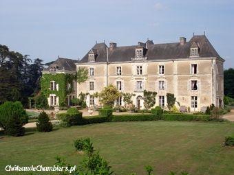 Chambre d'hotes - Chateau de Chambiers - Durtal