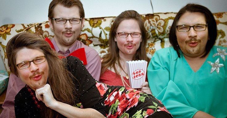 15 Outrageously Funny Group Face Swaps mashable.com
