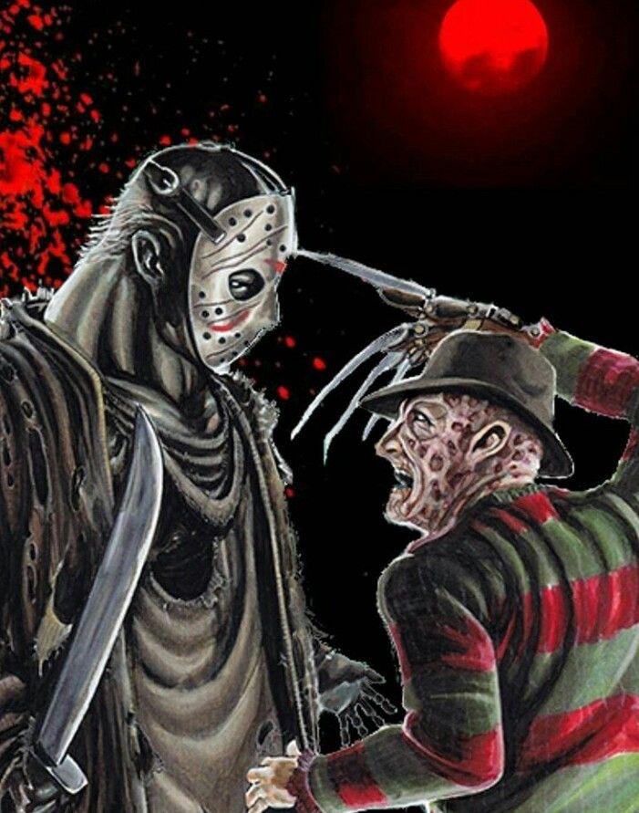 Freddy Vs Jason Freddy Krueger Vs Jason Voorhees Horror