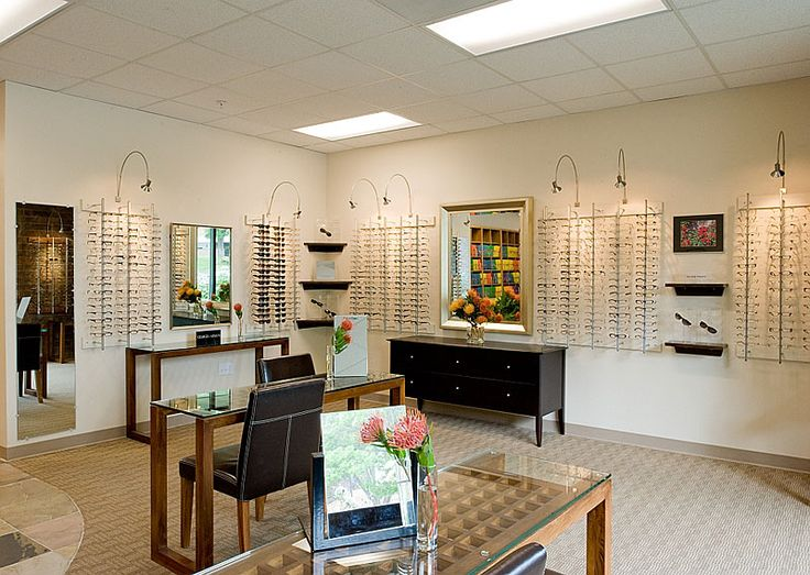 InterSpace Design   Commercial Interior Design of Frame Display Area in Optometrist  officeBest 10  Optometry office ideas on Pinterest   Optical shop  Eye  . Optometry Office Design Services. Home Design Ideas