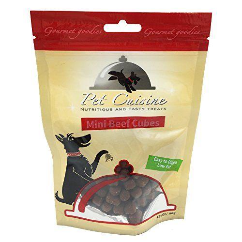 Aus der Kategorie Kausnacks  gibt es, zum Preis von EUR 3,99  <b>Pet Cuisine Hundesnacks - die gesunde und natürliche Belonung!</b><br />Pet Cuisine Hundeleckerli & Kausnacks sind wichtige und ausgezeichnete Ergänzungen zur täglichen Mahlzeit und zum Training Ihres Hundes: <br /> Pet Cuisine Dental Kauknochen & Kausticks (Minze, Gemüse, grüner Tee, Entenfleisch, Rindfleisch, Rohleder, Rinderhaut geschmack) halten den Atem frisch und sind ideal für die Reinigung der Hundezähne; <br /> Pet…