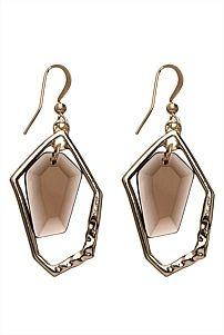 Desert Stone Drop Earrings #Witcherywishlist