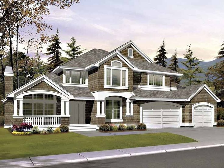 399 best dream homes images on pinterest | craftsman homes