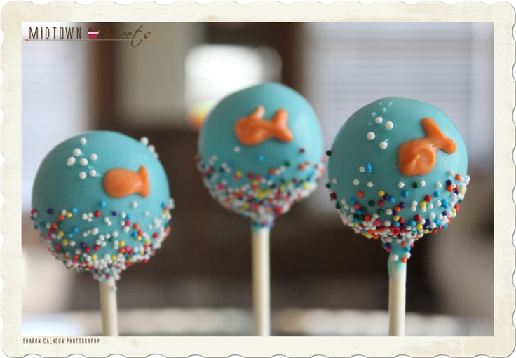 Need to make these for little mermaid birthday party
