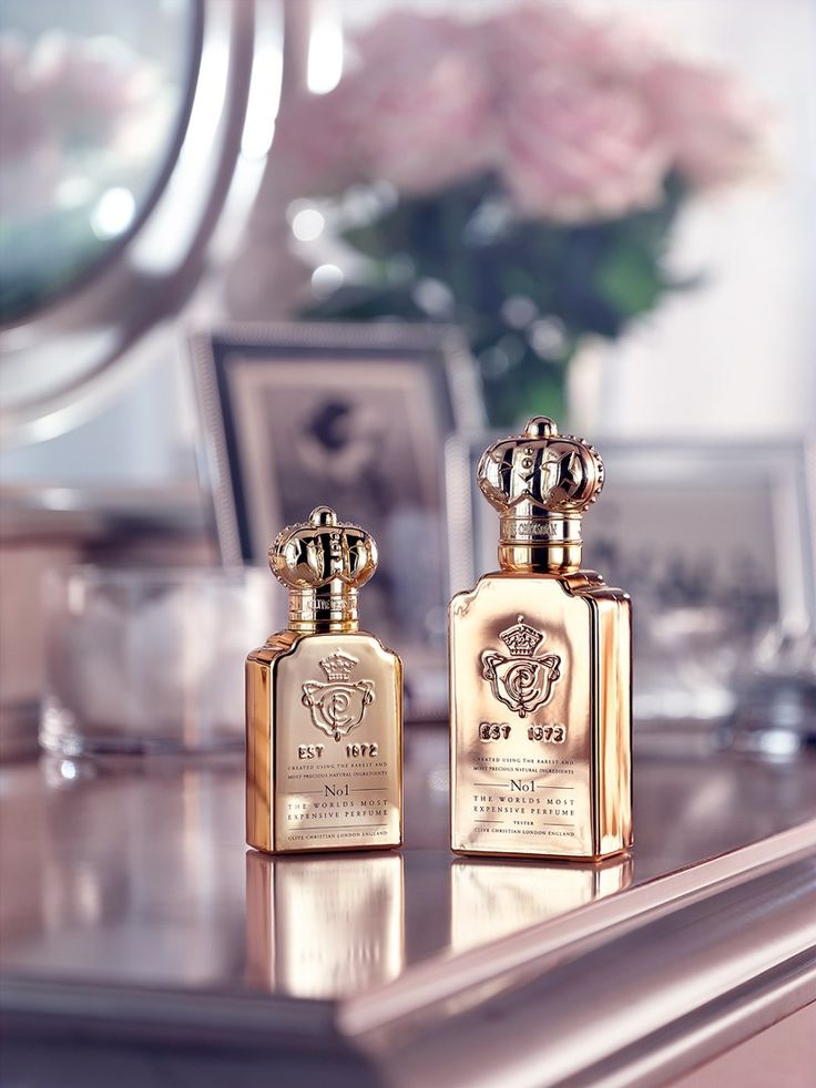 Est 1972 - N°1 - the worlds most expensive perfume (photo Ted Humble-Smith) - Luxury Beauty - http://amzn.to/2hZFa13