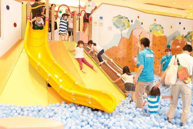 遊園 地 室内 【関東】家族で1日遊べる格安遊園地・テーマパーク10選