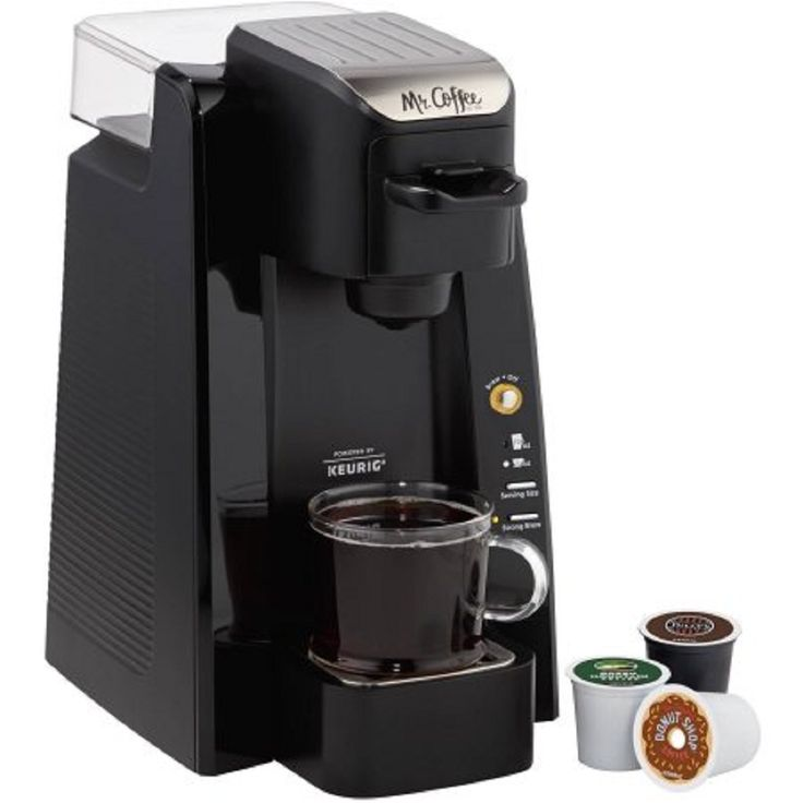 Mr. Coffee 24-oz Single Serve Coffee Maker