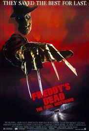 Nightmare On Elm Street Final Nightmare Full Movie. Freddy Krueger returns once again to haunt both the dreams of Springwood's last surviving teenager and a woman with a deep connection to him.