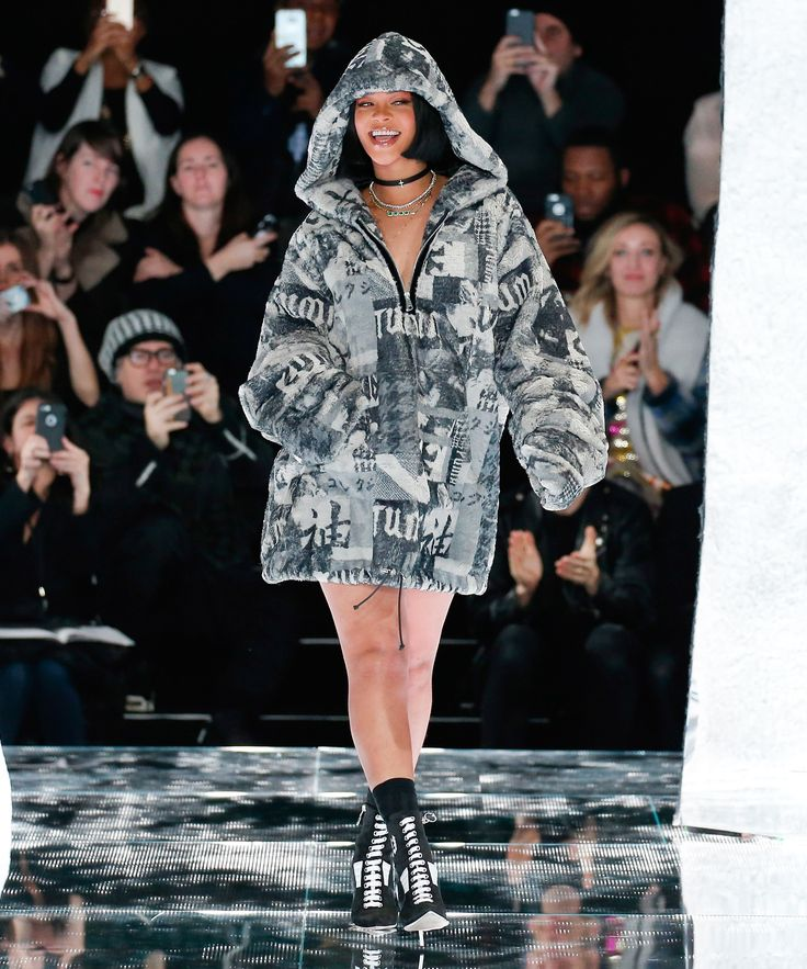 Rihanna's Fenty x Puma Collection Proves Bad Gals Rule from InStyle.com