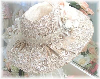 ...beautiful hat
